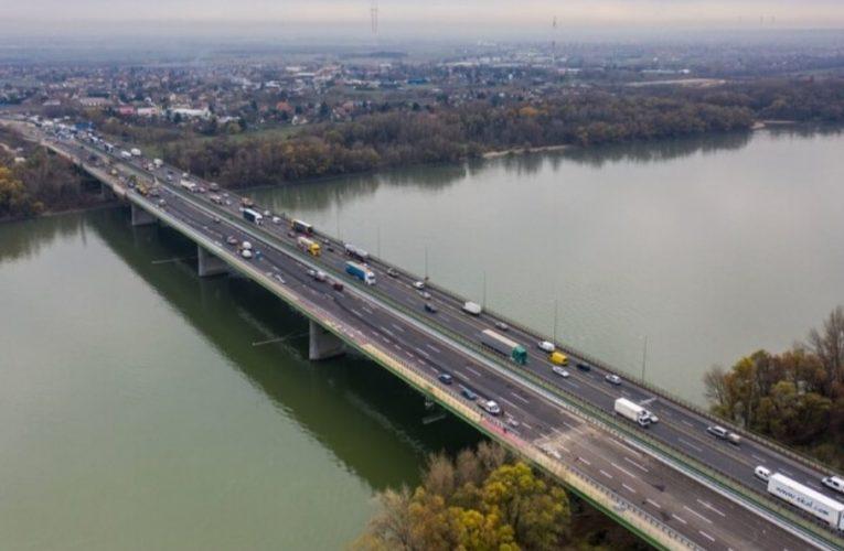 Szeptember elsejétől a Deák Ferenc híd újra járható lesz