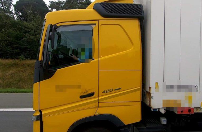 A mobilizó kamionosok