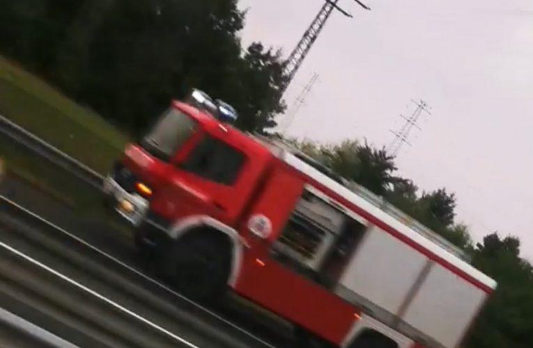 Kamionnak ütközött egy furgon…